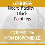 Black painting cd musicale