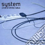 System - Circle Of Infinite Radius cd musicale di SYSTEM
