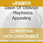 Mephisto a cd musicale