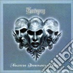Evergrey - Solitude Dominance Tragedy cd musicale di Evergrey