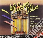 ARTISTI VARI - 48 SUPER OLDIES cd musicale