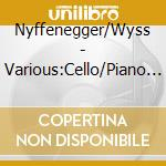 Sonate per pf. e cello / pohadka cd musicale di R./janacek Strauss