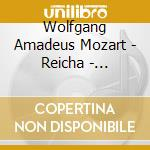 Mozart/Reicha - Clarinet Quintets cd musicale di Reicha / mozart