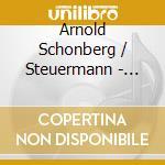 Verklarte nacht/piano trio -ravinia trio cd musicale di Schonberg/steuermann