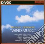 Castiglioni N. - Wind Music cd musicale di Castiglioni