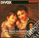 Int.delle comp.da camera e pf-ravinia t. cd musicale di Mozart franz xaver