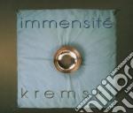 Immensite'(mus.for tibetan singing bowls cd musicale di A. Kremski