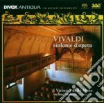 Vivaldi- Sinfonie D'opera cd musicale