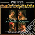 Quattro stagioni - carmignola, g. marca cd musicale di Vivaldi