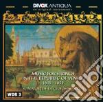 Mus.archi rep. venezia - sonatori g.m. cd musicale di Artisti Vari