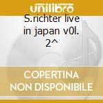 S.richter live in japan v0l. 2^ cd musicale di Prokofiev