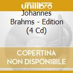 Box edition cd musicale di Brahms