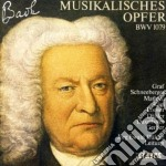 Bach Johann Sebastian - Offerta Musicale Bwv 1079 cd musicale di Johann Sebastian Bach
