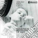 Debussy Claude - Sonata X Fl, Vla E Arpa cd musicale di Claude Debussy