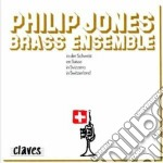 Philip Jones Brass Ensemble In Svizzera: Basle March, Music Halle Suite, The Cuc cd musicale
