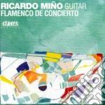 FLAMENCO DE CONCIERTO cd musicale