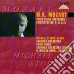 CONCERTO X PF N.9 K 271, N.11 K 413, N.1 cd musicale di Wolfgang Amadeus Mozart