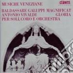 Galuppi Baldassarre - Magnificat cd musicale di Baldassarre Galuppi