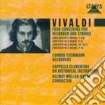 CONCERTO X FL RV 440, P 83, OP.10 N.2, P cd musicale di Antonio Vivaldi