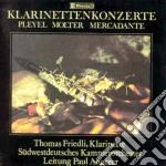 Mercadante Saverio - Concerto X Clar cd musicale di Saverio Mercadante