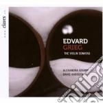Sonata per violino e piano in f maggiore cd musicale di Edvard Grieg
