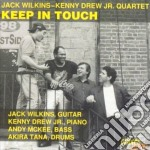 Jack Wilkins / Kenny Drew - Keep In Touch cd musicale