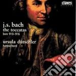 TOCCATE X TASTIERA BWV 910 > 916 cd musicale di Johann Sebastian Bach