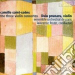 CONCERTO PER VIOLINO N.1 OP.20 cd musicale di Camille Saint-saËns