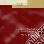 Bach Johann Sebastian - Goldberg Variations cd musicale di Johann Sebastian Bach