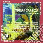 Garbizu Tomás - Basque Music Collection Vol. Viii cd musicale di TomÁs Garbizu