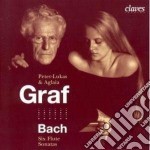 Bach Johann Sebastian - Sonate Per Flauto E Pf cd musicale di Johann Sebastian Bach
