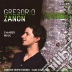 Zanon Sante - Musica Da Camera cd musicale di Sante Zanon
