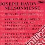 Haydn Franz Joseph - Nelsonmesse Hob Xxii:11 cd musicale di Haydn franz joseph