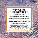 Le Saisons Amusantes, Musiche Di Vivaldi E Di Chedeville cd musicale