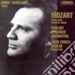 Mozart - Arie D'opera E Da Concerto cd musicale di Wolfgang Amadeus Mozart