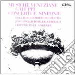 Galuppi Baldassarre - Concerto A 4 N.1 > N.4, Concerto X Clav, Sinfonie In Fa Mag E Re Mag cd musicale di Baldassarre Galuppi