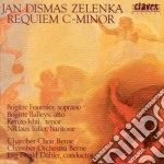 Zelenka Jan Dismas - Requiem cd musicale di ZELENKA JAN DISMAS
