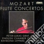 Mozart Wolfgang Amadeus - Concerto X Fl N.1 K 313, N.2 K 314, Andante K 315, Rondo' K 373 cd musicale di Wolfgang Amadeus Mozart