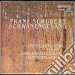 Schubert Franz - Il Canto Del Cigno D 957 cd musicale di Franz Schubert