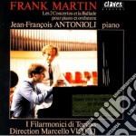 Martinu Bohuslav - Concerto X Pf N.1 E N.2, Ballade X Pf Earchi cd musicale di Bohuslav Martinu