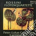 Rossini Gioachino - Sonate A 4 X Fl E Archi cd musicale di Gioachino Rossini