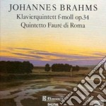 QUINETTO OP.34 cd musicale di Johannes Brahms