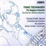 TISCHHAUSER cd musicale