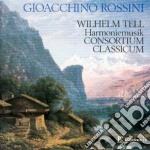 GUGLIELMO TELL SU ARRANGIAMENTO DI WENZE cd musicale di Gioachino Rossini
