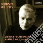 Debussy Claude - Melodies cd musicale di Claude Debussy