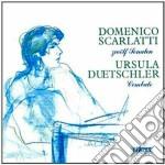 Domenico Scarlatti - Sonaten - Ursula Dutschler cd musicale