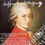 CONCERTI X VL (INTEGRALE), RONDO' K 269 cd musicale di Wolfgang Amadeus Mozart