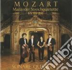 Mozart Wolfgang Amadeus - Quartetto X Archi N.1 > N.6 K 155 > K 160 -