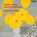 SONATA X FL, CHANT DE LINOS cd musicale di AndrÉ Jolivet