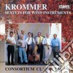 Krommer Franz - Sestetti X Fiati cd musicale di Franz Krommer
